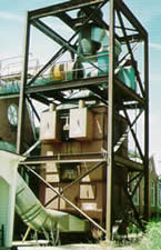 hexagonal collector,wet scrubbers,packed towers,gas absorbers