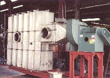 cross flow tower,gas absorbers,wet scrubbers,packed towers