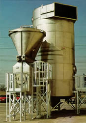 venturi scrubbers,wet scrubbers,packed towers,gas absorbers