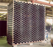 hexagonal collector,air pollution control system